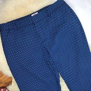 Merona Printed Ankle Work Dress Pant